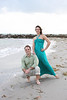 Angie and Jesse Beach session :